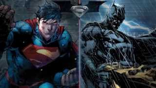 Batman V Superman : Dawn Of Justice - Clean edited Comic Con Trailer Music