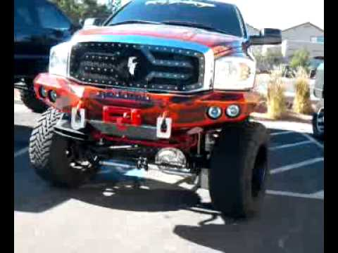 Rbp Rx2 Grill 2007 Dodge Ram 2500 Youtube