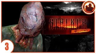 УЖАСНАЯ ТВАРЬ ИЗ НИИ МЕДПРИБОР. S.T.A.L.K.E.R. Oblivion Lost Remake 3