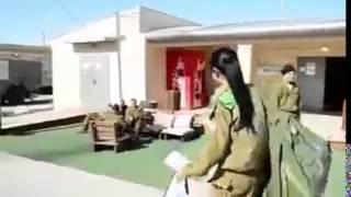 مجندات فلسطينيات فى الجيش الاسرائيلى