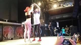 Daniel y Desiree  en Arena 2017