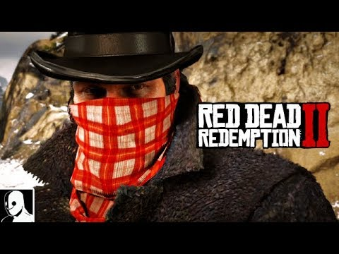Red Dead Redemption 2 Gameplay German PS4 Pro #5 - Der Zugüberfall (Lets Play Deutsch)