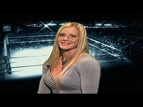 Holly Holm IBA Junior Welterweight World Champion