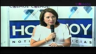 Entrevista a Ministra del Ambiente en Piura (Tv Cosmos)