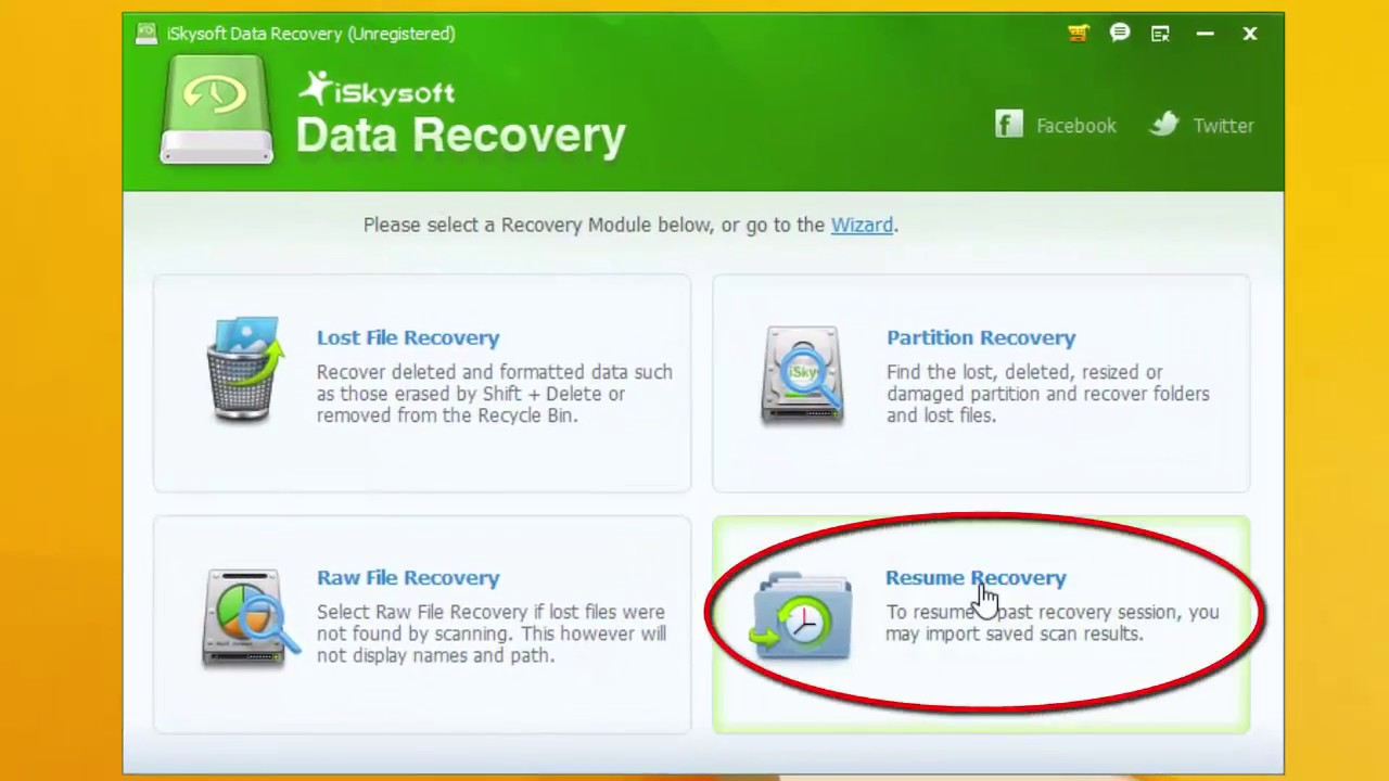 تحميل برنامج اعادة الملفات المحذوفة بعد الفورمات مجانا