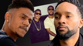 B2K J Boog Wants A FADE With Lil Fizz For Messing Up Millennium Tour With Apryl Jones Relationship