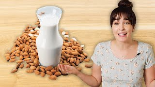 I Tried Making My Own Almond Milk From Scratch // Presented by BuzzFeed & Daily Harvest
