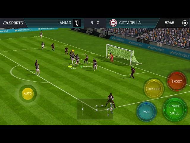 Fifa mobile prvi dio :)