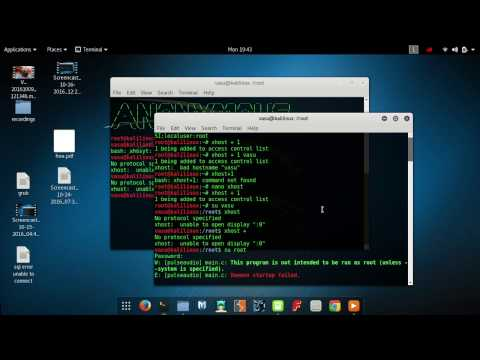Google chrome in kalilinux/linux NO protocol specified fix