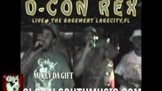D-Con Rex live in Lake City