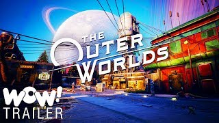 The Outer Worlds – Official Announcement Trailer - The Game Awards 2018