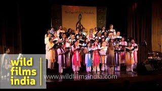 Prayer for Peace (Paul Fetler) - The Capital City Minstrels Choir