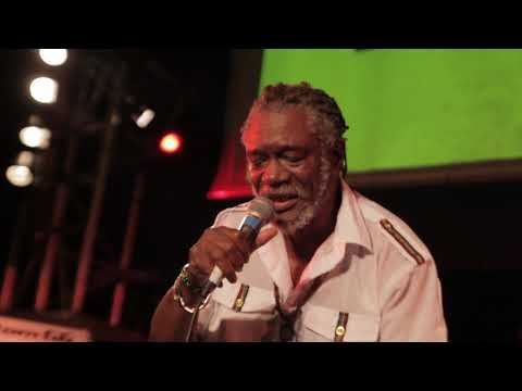 Horace Andy with Mafia & Fluxy ft Matic Horns | PVTV | Positive Vibration Gigs 2017