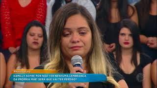 Baixar Mãe abandona filha e quer pedir perdão no Hora do Faro