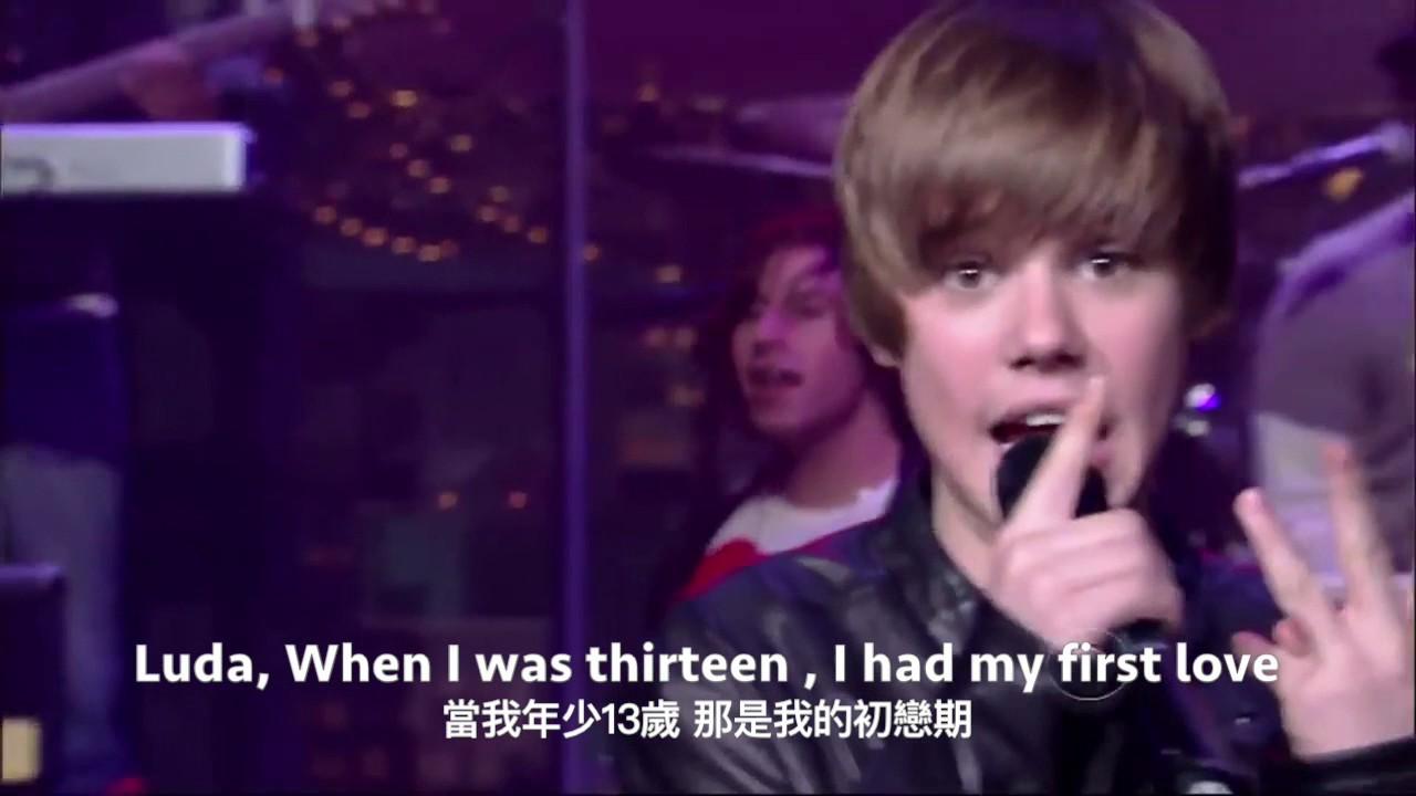 Baby Justin Bieber ft Ludacris