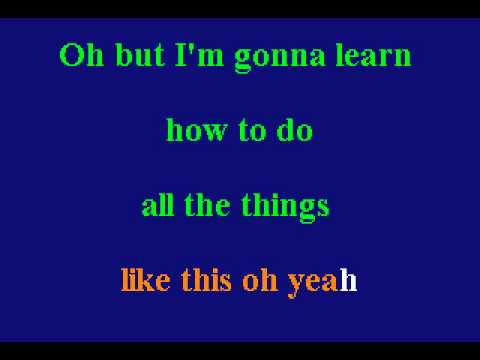 Teri Desario & KC - Yes I'm Ready - Karaoke