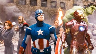 THE AVENGERS All Movie Clips (2012)