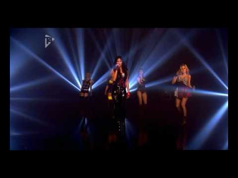 PCDs 'I Hate This Part' live @ 4Music Presents...