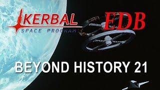 Kerbal Space Program with RSS/RO - Beyond History 21 - Backup Launches