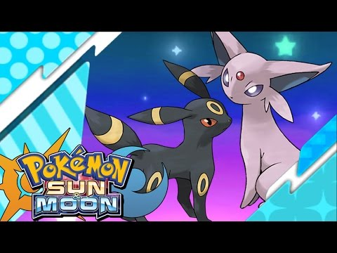 pokemon sun and moon how to get espeon fast