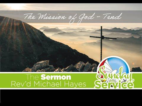 Sunday Sermon Acts 6:1-7
