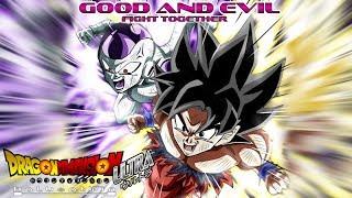 DDU: Good And Evil Fight Together - HalusaTwin