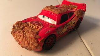 McQueen Monday: Nature Drive Lightning McQueen diecast review