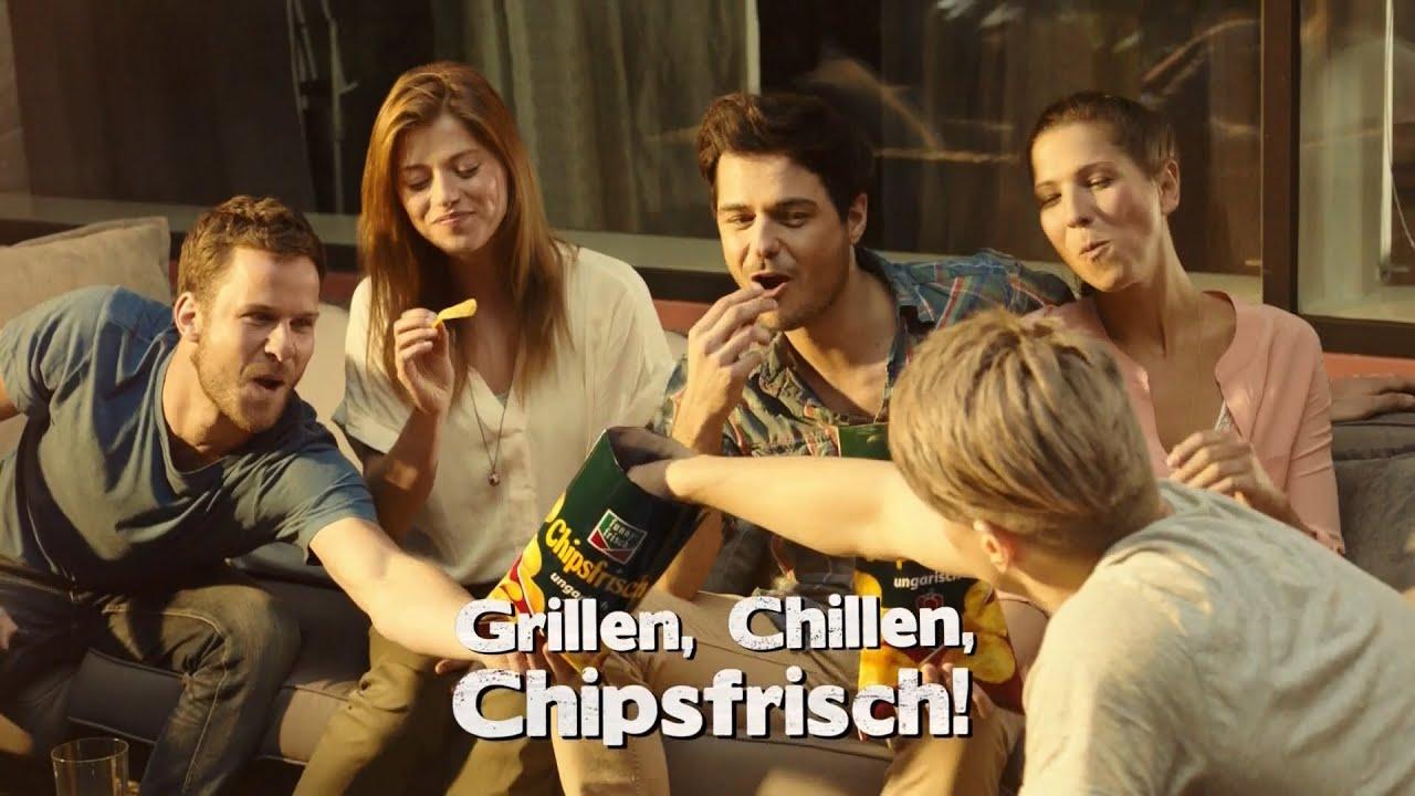 chips werbung