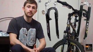 Горный Велосипед - Ремонт и обслуживание вилки ZOOM Fork(В этом видео я покажу как провести ТО и Ремонт вилки ZOOM. Подробно о техническом обслуживании вилок типа..., 2016-03-21T09:41:48.000Z)