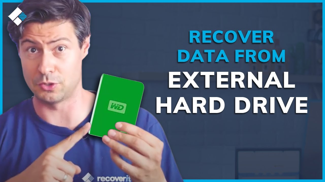 How to Fix Seagate External Hard Drive not Showing Up