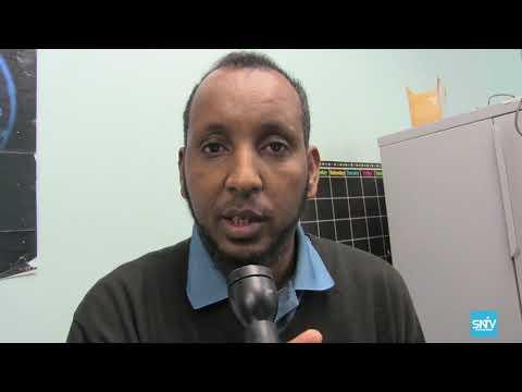 Wasiiru dowlaha W wax-barashada oo booqday Schoolada  Banaadir Academy By Abdihakim Abdi ismail