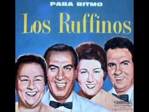 Para volver a escuchar al cuarteto LOS RUFFINO