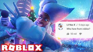 ROBLOX LIL NAS X - HOLIDAY (Official Video) смотреть онлайн в хорошем качестве бесплатно - VIDEOOO