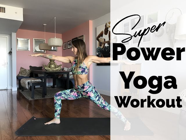 Super Power Yoga Workout