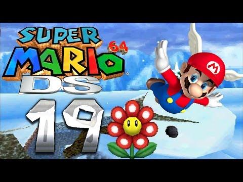 Let's Play SUPER MARIO 64 DS Part 19: Großkopf-Schneemann