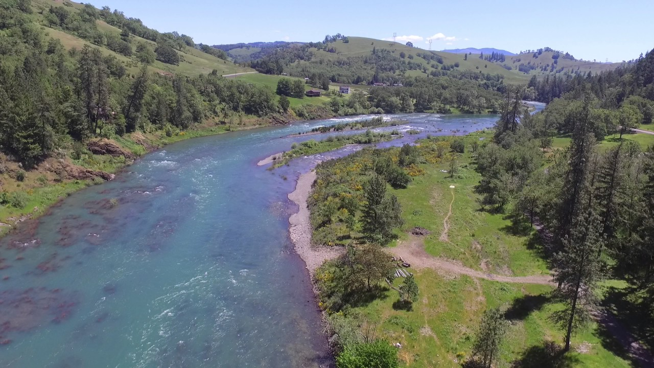 My River Therapy Umpqua River in Oregon
