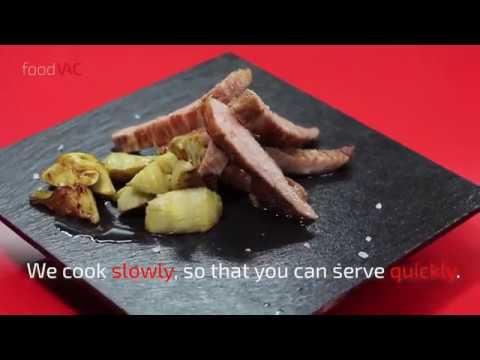 foodVAC Iberian Pork Fillets Regeneration