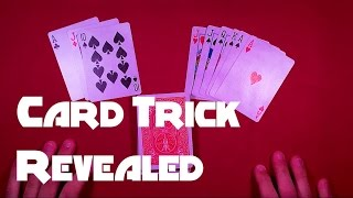 Download Video Amazing Dynamo Card Trick REVEALED! MP3 3GP MP4