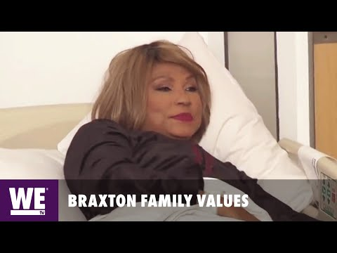 Braxton Family Values | Ms. E is #Blessed | WE tv