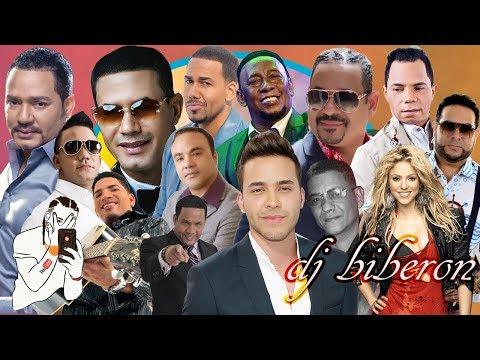 Bachata Mix 2019 Anthony Santos Zacarias Ferreiras Shakira Romeo Santos