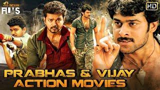 Prabhas & Vijay Hindi Dubbed Action Movies HD | Hukumat Ki Jung | Sabse Bada Khiladi | Indian Films