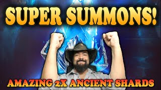 Super Summons! What a finish to the 2x Ancient Shard Summon Event | Raid Shadow Legends
