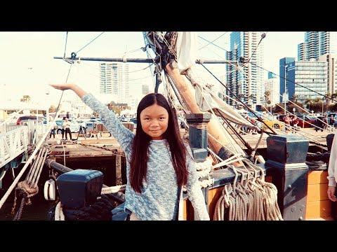 SAN DIEGO | Maritime MUSEUM | BALBOA PARK | Vlog EP 153