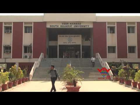 VTV- VIR NARMAD SOUTH GUJARAT UNI TO STUDY LAW WITH B COM
