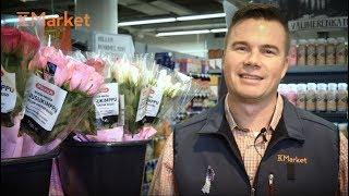 K-Marketit mukana Roosa nauha -kampanjassa 2017