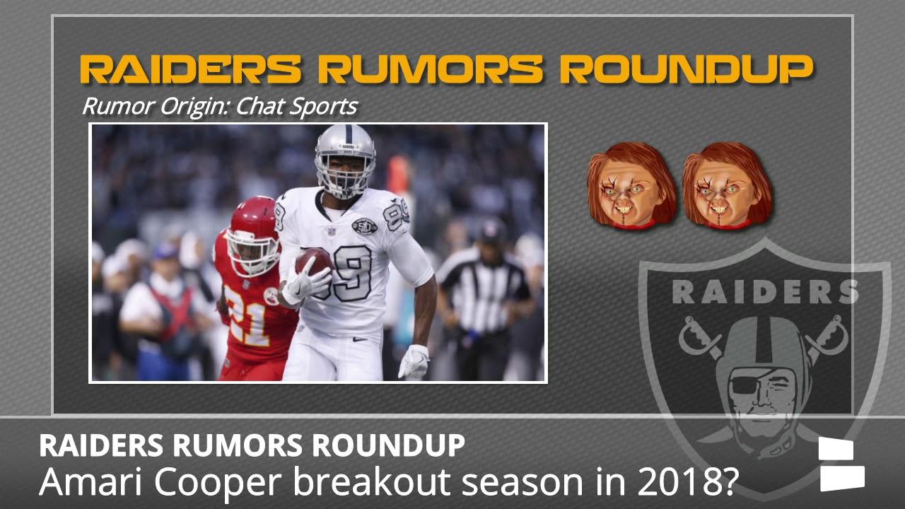 d6681c2c7 Oakland Raiders Rumors: Kolton Miller Replacing Donald Penn, NaVorro Bowman  Out & Derrick Johnson In