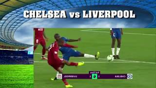 Highlights Chelsea vs Liverpool Premier League
