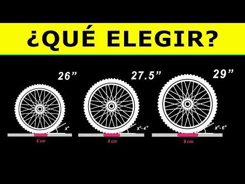 """¿rueda-mÁs-grande-es-mejor?-(-26""""-vs-27.5""""-vs-29""""-)-🚲-salud-ciclista"""