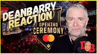 Opening Ceremony Presented by Mastercard | Finals | 2019 Mid-Season Invitational REACTION