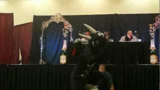 Megapelx 2012 - Cynder - Dance